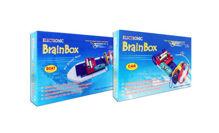 $20 for Two Electronic Brain Box Sets