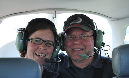 From $200 for a Scenic Flight for up to Three People - Four Options over Northland (value up to $1,785)