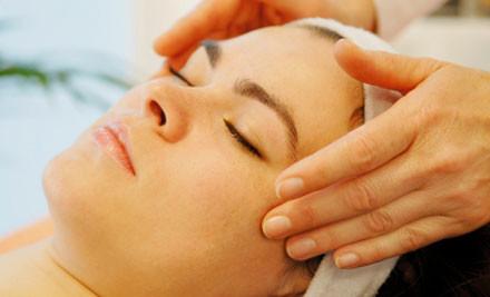 $82 for a Pamper Package incl. Facial, Back, Neck & Shoulder Massage, Eyelash Tint & Brow Shape (value $164)