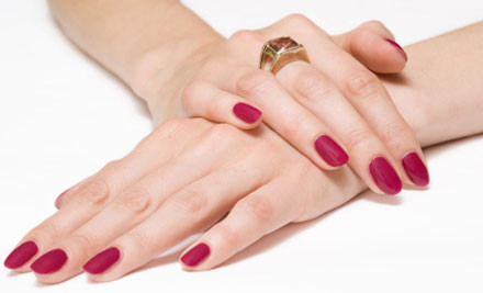 $29 for a Shellac Manicure or $32 for a Shellac Pedicure (value up to $70)
