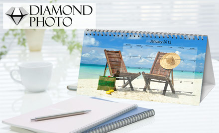 $9 for an A4 Flip Wall Calendar or $12 for a Large Desk Calendar incl. Nationwide Delivery (value up to $36)