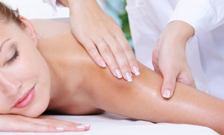 $40 for a One-Hour Massage or $69 for Two Massages (value up to $160)