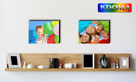 Up to 67% off 13x18cm Photo Blocks incl. Nationwide Delivery (value up to $78)