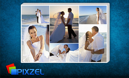 $39 for One or $75 for Two A2 (41x 61cm) Canvases incl. Nationwide Delivery (value up to $258)