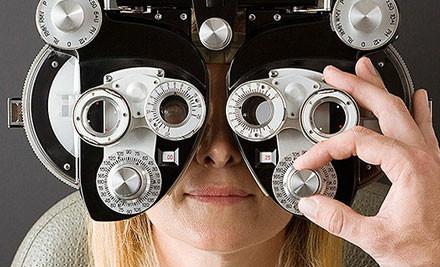 From $99 for an Eye Exam, Designer Frames & Lenses (value up to $657)