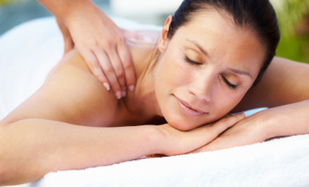 $58 for a 1.5-Hour Deep Tissue Massage (value $120)