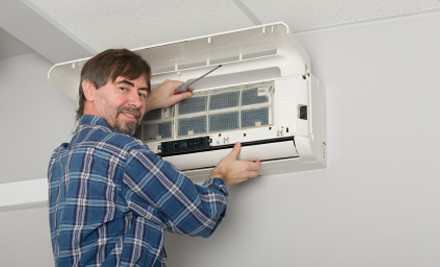 $69 for a 10-Point Heat Pump Clean & Maintenance Check (value $140)