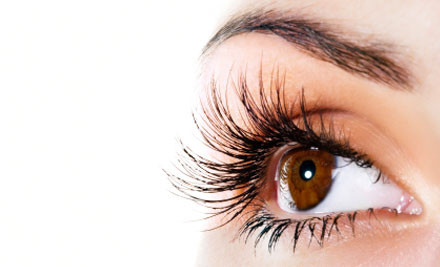 $49 for a Full Set of Eyelash Extensions & a $20 Voucher Towards Your Next Refill (value $120)