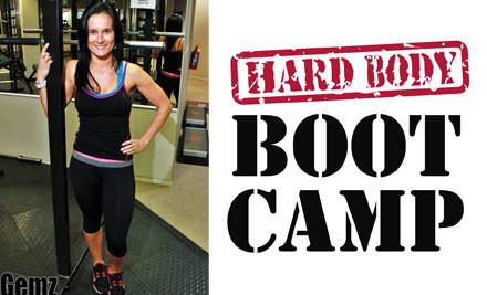 $49 for a Four-Week Kick-Start 'Summer Stunner' Bootcamp (value $139)