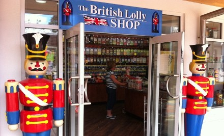 $5 for a $10 In-Store Lolly Voucher (value $10)