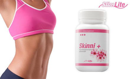 $29 for 60 Skinni+ Weight Management Capsules incl. Nationwide Delivery (value $110)