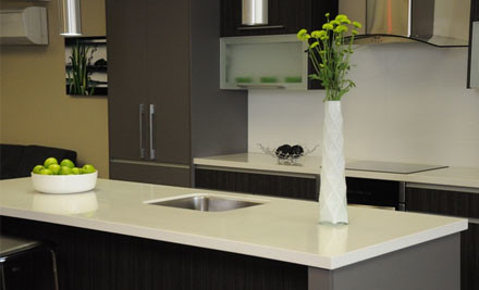 $499 for a $1,000 Kitchen Joinery Voucher - Two Locations - incl. Consultation & Design Plans (value $1,000)