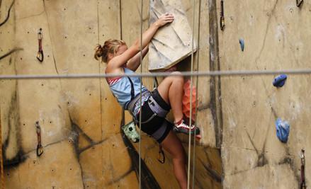 Rock Climbing & Harness Hire