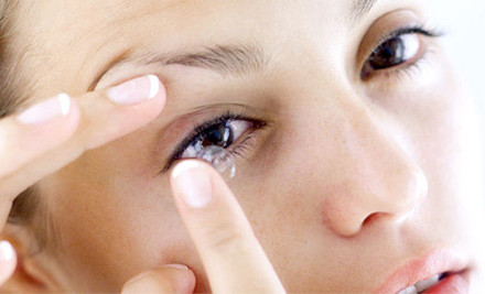 $25 for $75 Online Contact Lenses Voucher incl. Free Nationwide Delivery (value $75)