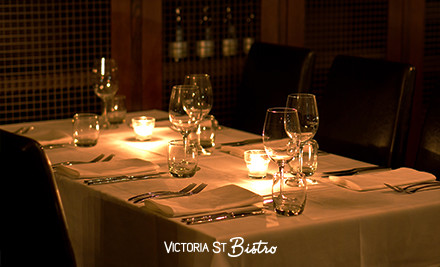 $140 for a Six Course Degustation for Two People (value up to $280)