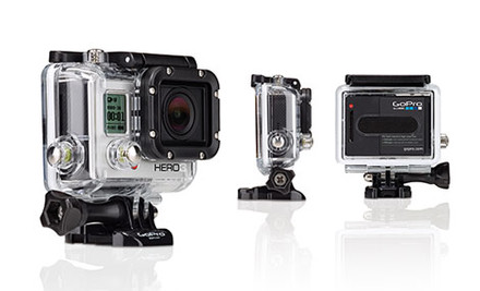 $319 for a GoPro HERO3 White Edition Camera