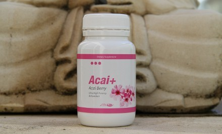 $29 for One-Month Supply (60 Capsules) of Acai+ incl. Nationwide Delivery (value $79.95)