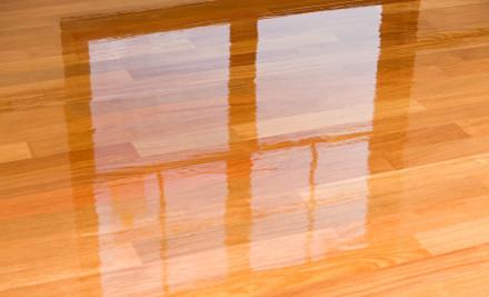 From $1,500 for a Hardwood Floor Refurbishment incl. Sanding & Three Coats of Varnish