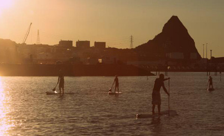 $15 for a One- Day Hire of a Stand Up Paddleboard (value $30)