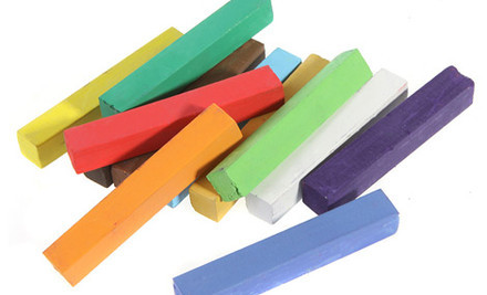 $15 for 12 Pack of Temporary Hair Chalk