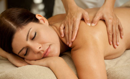 $79 for a One-Hour Deep Tissue or Relaxation Full-Body Massage & a 40-Minute Collin Indulgence Facial (value $206)