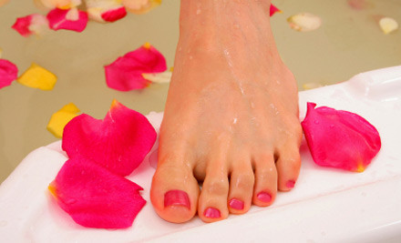 $32 for a Manicure & Pedicure (value $65)