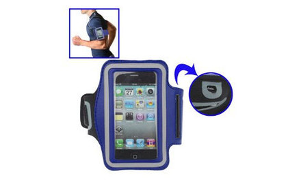$10 for One Sports Armband or $20 for Two - for iPhone 3GS, 4 & 4S & 5, iPod Touch or Samsung Galaxy SI, SII & S3