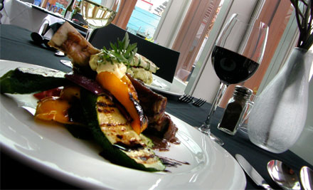 $39 for a Main Meal & Drink for Two People or $24 for One Person (value up to $86)
