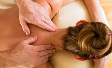 $49 for a One-Hour Massage (value $100)