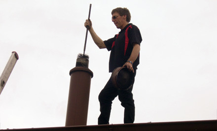$49 for a Flue or Chimney Sweep & Safety Check (value $85)