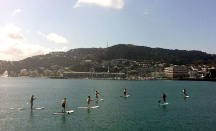 $119 for a Basic Skills Kayak or SUP Course & a 10-Trip One-Hour Kayak or SUP Rental (value $255)