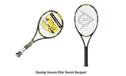 Up to 58% off Prince & Dunlop Tennis Racquets incl. Nationwide Delivery (value up to $366)