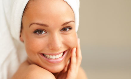 $47 for a One-Hour Pamper Package incl. Classic Facial, Back Massage & Eyelash Tint (value $95)