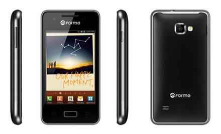 $99 for an Unlocked 3.5 Inch Dual Sim Android Smartphone incl. One Year Warranty