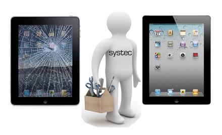 $49 for an iPhone Home Button or Battery Repair, $99 for an iPhone or iPod Screen Repair, or $189 for an iPad Screen Repair