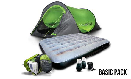 From $187 for Hoodoo Camping Gear Packs incl. Nationwide Delivery