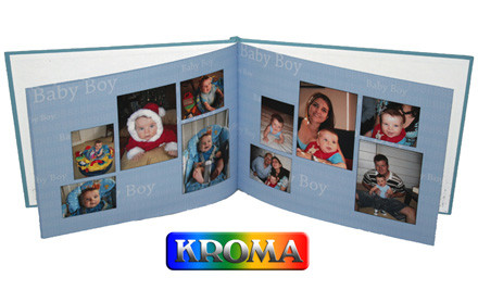 Up to 65% off a Hard Cover 50-Page Photo Books incl. Delivery (value up to $129)