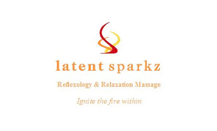 $30 for 1-Hour Relaxation Massage or 1-Hour Reflexology & $20 Voucher at Latent Sparkz (value $60)