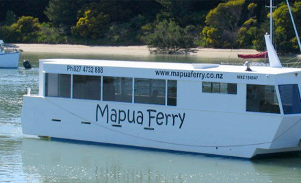 From $16 for Two Adults, a Family Pass or Bike Hire & Return Ferry from Mapua or Rabbit Island
