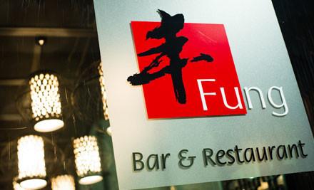 Glasses Repair Auckland Cbd : 51% off a Meal for 2 at Fung Restaurant & Bar - GrabOne