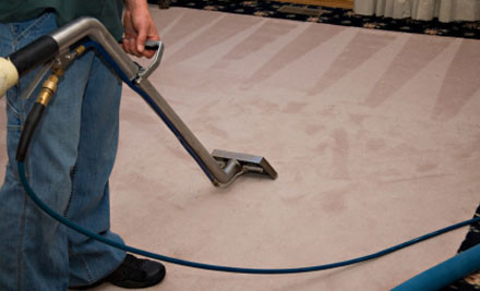 Up to 53% Off Residential House Clean & Carpet Steam Cleaning Services from TurboBroom Cleaning (value up to $320)