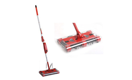 $35 for One, $65 for Two or $95 for Three Cordless Sweepers incl. Nationwide Delivery