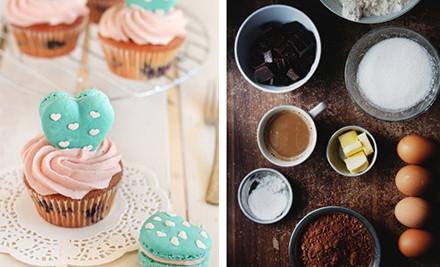 $20 for 100 Piece Cupcake Decorating Set