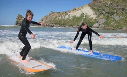 $39 for a Two-Hour Surf Coaching Session (value $100)