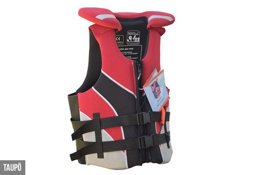 SafehaNZ Neoprene Life Jacket - Adult & Child Styles Available with Free Delivery