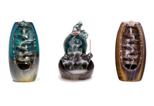 Incense Burner Range - Four Options Available