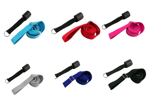 Yoga Strap - Six Colours Available & Option for Two with Free Delivery