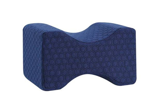 Orthopedic Leg Pillow Memory Foam - Two Colours Available