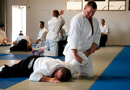 10 Week Aikido Adult Course in Nelson Starting Wednesday 12th February