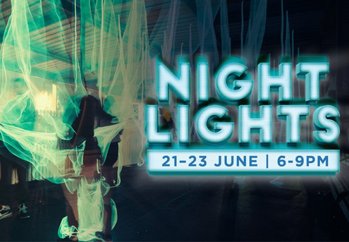 Entry to the Spectacular Night Lights Event at MOTAT 21st - 23rd June with Priority GrabOne Entry Point for One Adult - Options for Child, Student or Senior Entry Available – Three Nights Only